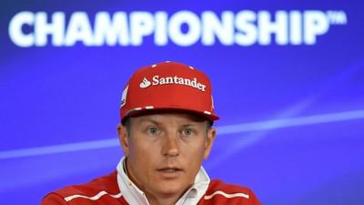 Raikkonen wants Grand Prix racer to stay at Ferrari