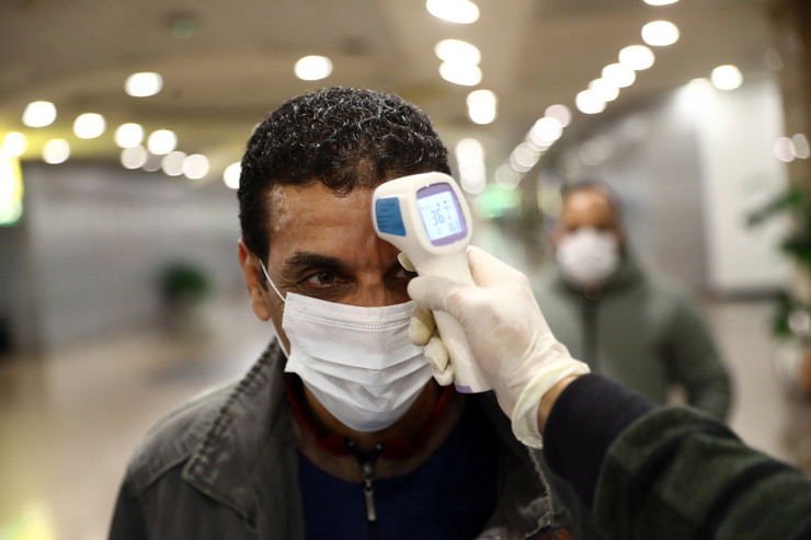 Egipat Kairo koronavirus 04 foto EPA str