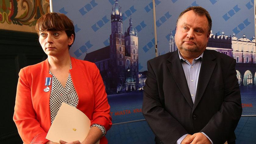 Nowy wiceprezydent Krakowa