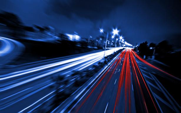 Droga, autostrada, wypadek
