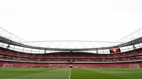Wyjątkowe oświadczyny na stadionie Arsenalu