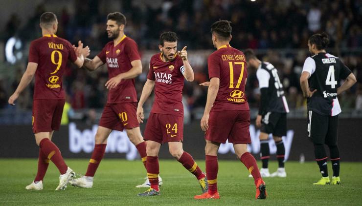 FK Roma, FK Juventus