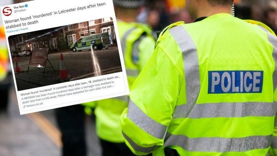 To już drugi atak z użyciem noża w ostatnim czasie w Leicester