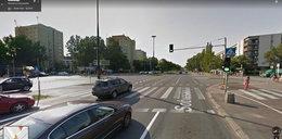 Akcja strażaków w Warszawie. Ktoś oblał kobietę kwasem