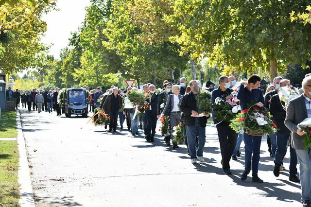 Bora Drljača sahrana