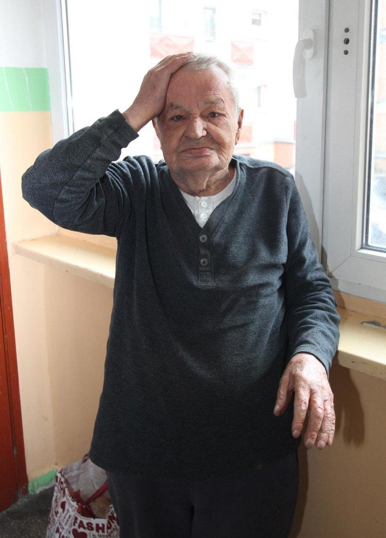 Józef Maduzia ze Szczecinka