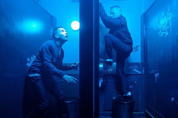 """""""T2: Trainspotting"""": kadr z filmu"""