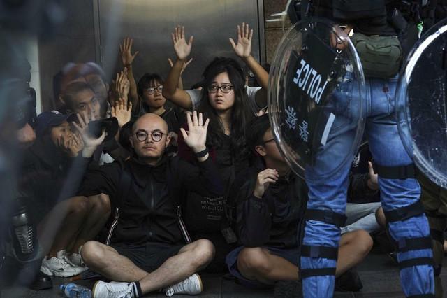 Protest u Hongkongu