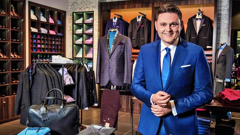 9bb7a74ab95c0 Lancerto - historia sukcesu producenta garniturów - Forbes