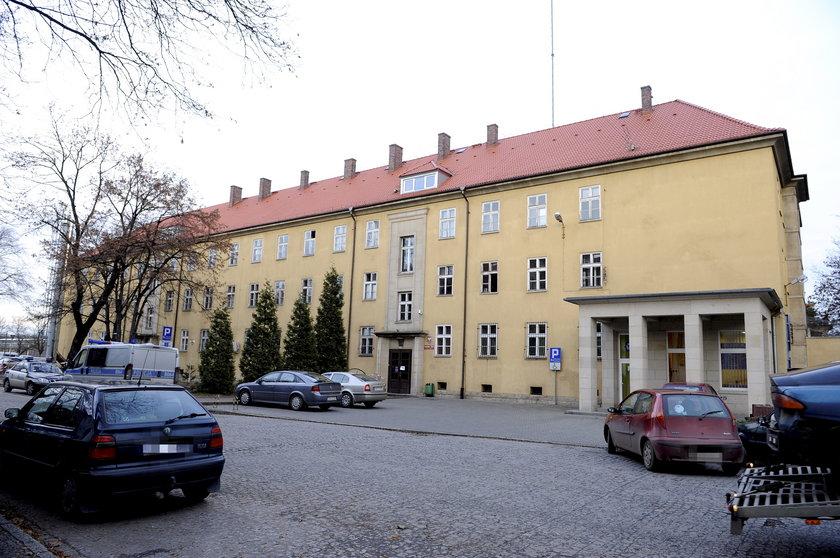 Komisariat Wrocław-Fabryczna przy ul. Połbina