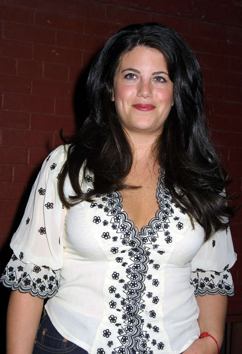 Monica Lewinsky w 2004 roku