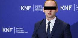 Były szef KNF nie przyznaje się do korupcji. Maglowali go wiele godzin