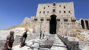 Aleppo przed i w trakcie wojny - ogromne zniszczenia jednego z najstarszych miast świata