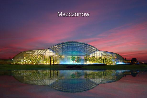 Mszczonów - park rozrywki fot. Global City Holdings,Park of Poland