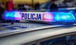 Atak nożownika w Krakowie. Rzucił się na policjanta podczas interwencji