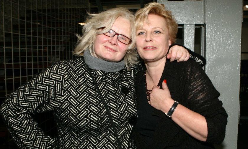 Magda Umer, Krystyna Janda