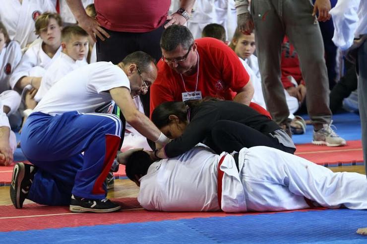 Todor Subev (desno), karate razno1