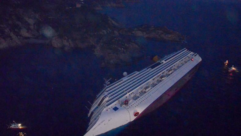 Oto przyczyny katastrofy: Niezręczny manewr kapitana
