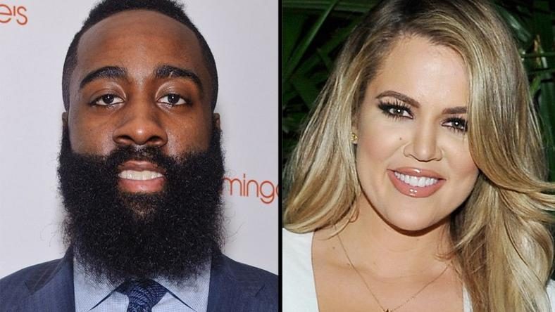 Khloe Kardashian dating NBA star James Harden?