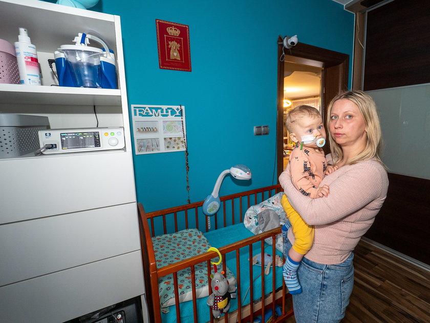Wiktorek Kruszyński przeszedł zabieg ratujący życie w klinice w Bostonie