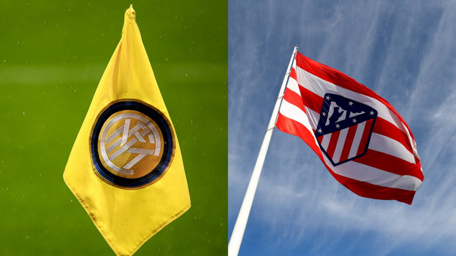 Inter Mediolan i Atletico Madryt