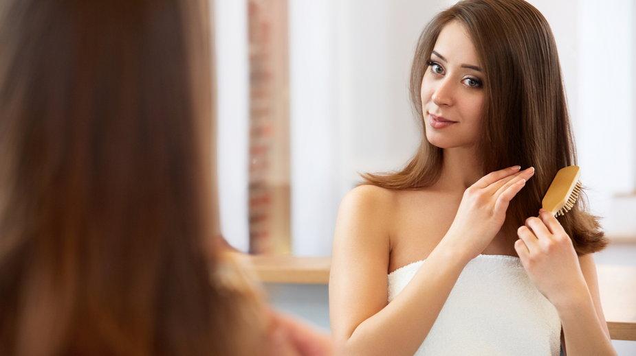 Gliceryna na włosy