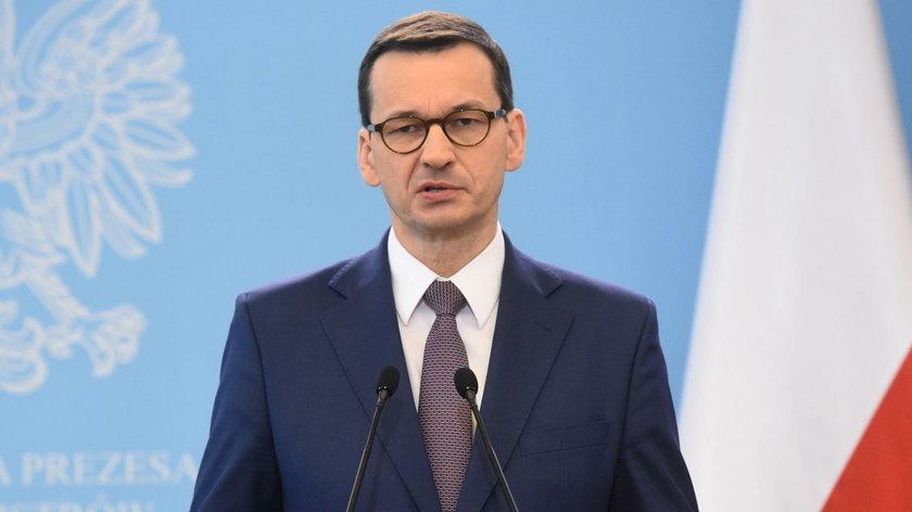 """Program PPK to """"dzieckog premiera Mateusza Morawieckiego"""