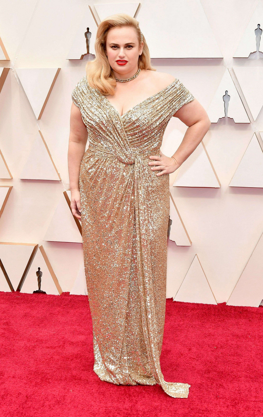 Rebel Wilson / Amy Sussman/Getty AFP/East News