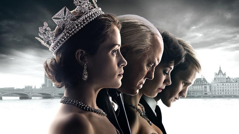 """The Crown"": kadr z serialu"