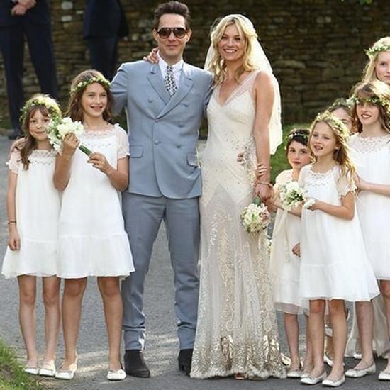 ślub Kate Moss I Gwiazdy Rocka Topmodelka Nie Przyćmiła Księżnej