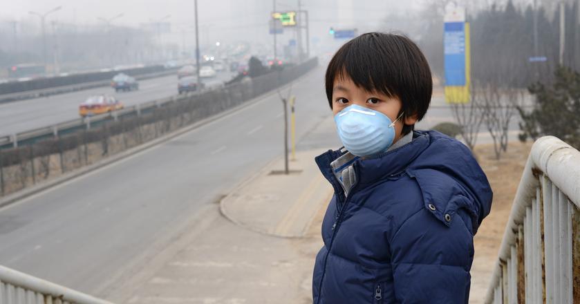 Chiny ograniczają emisję trujących substancji