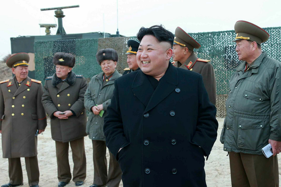 FILE NORTH KOREA ROCKET LAUNCH (North Korea launches long-range rocket, reports)