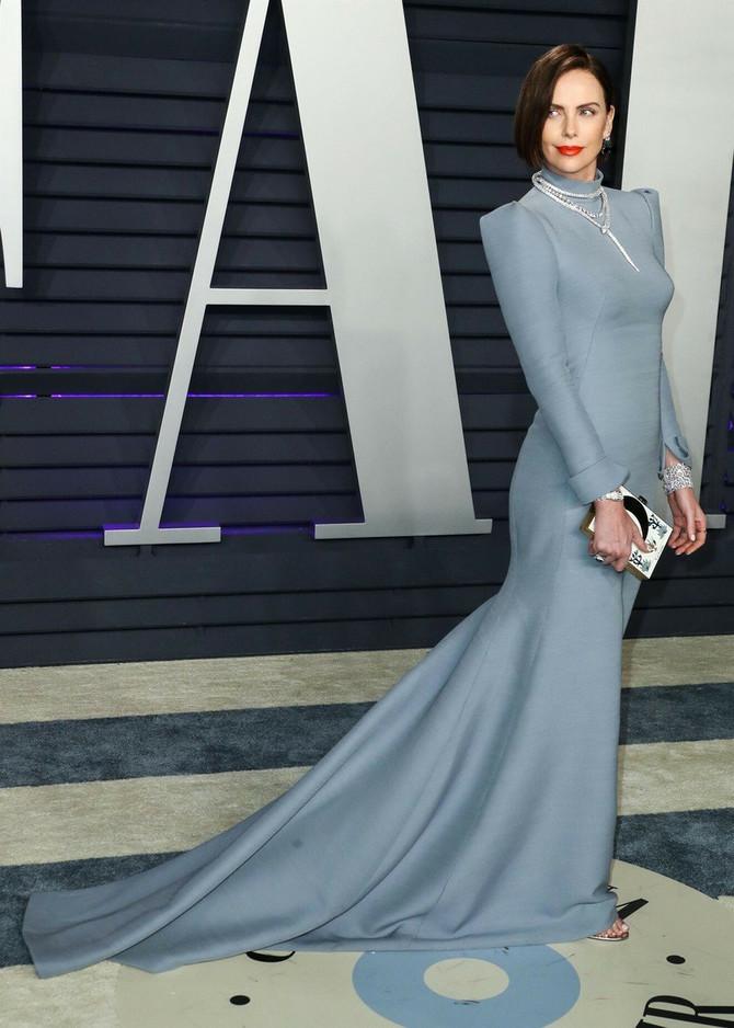 Šarliz Teron na dodeli Oskara ove godine
