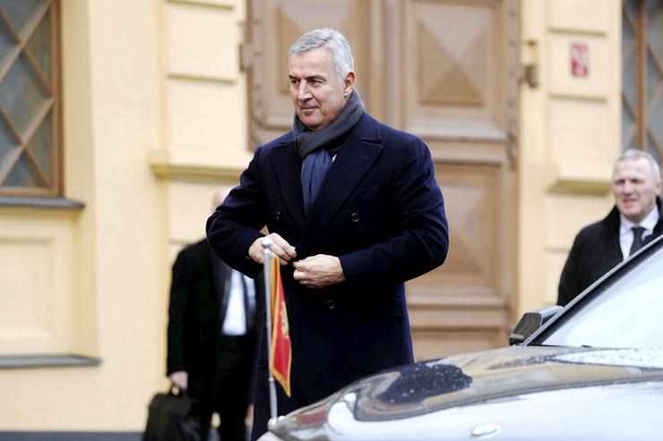 Milo Đukanović foto Epa TOMS KALNINS (5)