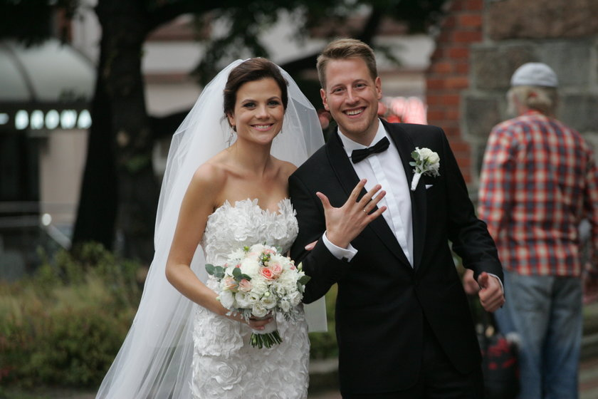 Tomasz Stockinger pogodził się z żoną