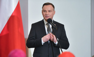 Tyszka: Decyzja prezydenta ws. Kodeksu wyborczego nas rozczarowała