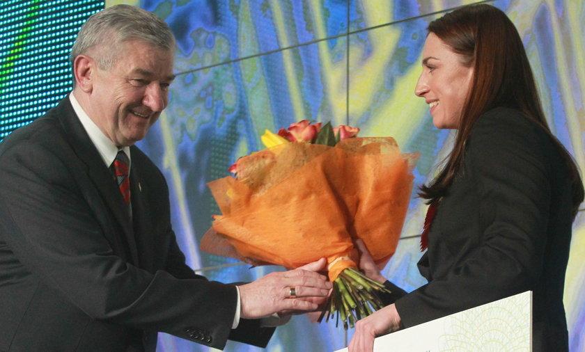 Dziesięć lat temu, 23 marca, Piotr Nurowski, prezes PKOl, wręczył nagrodę za medale zdobyte w Vancouver. Wówczas spotkali się po raz ostatni.