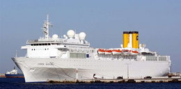 Kolejna katastrofa? Płonie statek armatora Costa Concordii