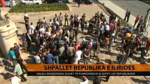 U Skoplju je 18. septembra proglašena