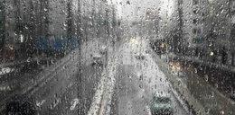 Poniedziałek pochmurny i deszczowy. Nadchodzi Jesień