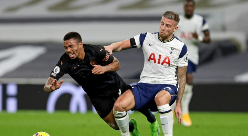 Spurs defender Alderweireld out for up to four weeks: Mourinho