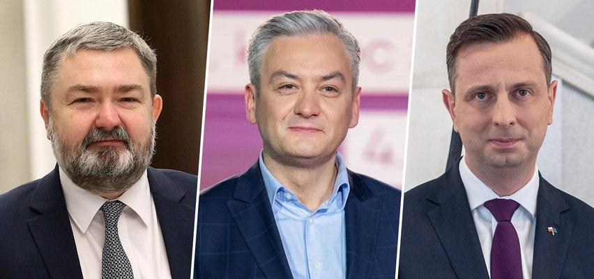 Woli partię od rządu? Politycy komentują odejście Kaczyńskiego  [OPINIE]