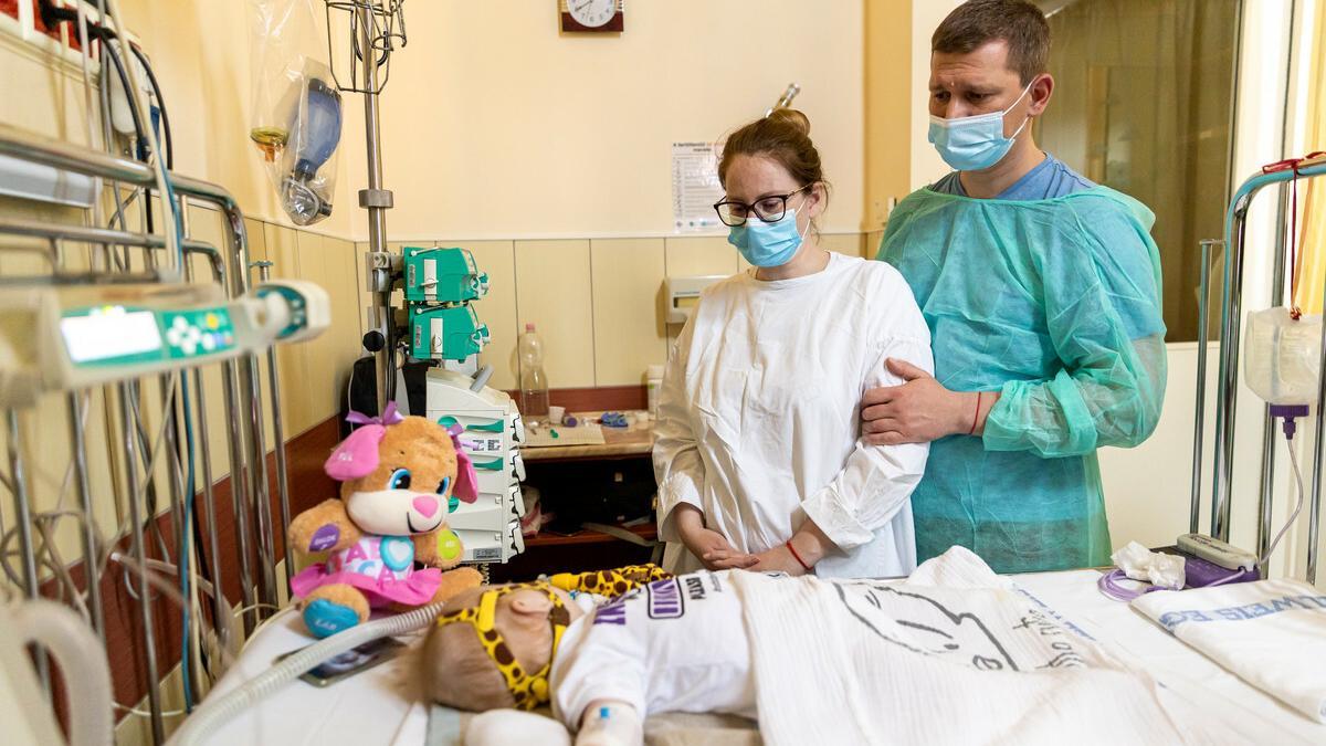 Megkapta a Zolgensma-kezelést az SMA-ban szenvedő Lilike, megszólaltak a szülők