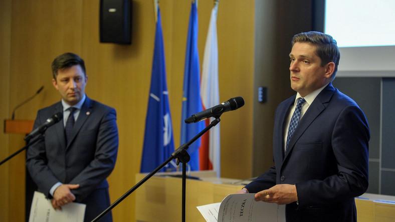 Michał Dworczyk, Bartosz Kownacki