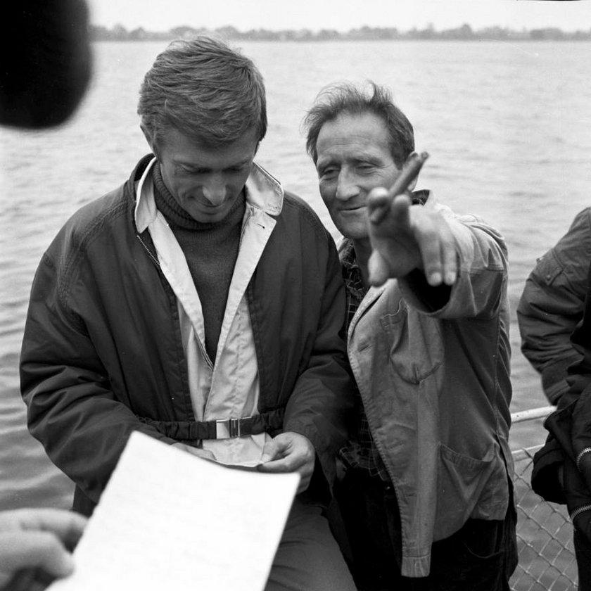 Marek Piwowski i Jan Himilsbach