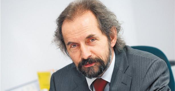 Prof. Zbigniew Lasocik, dziekan Wydziału Prawa Uczelni Łazarskiego Fot. Wojciech Górski