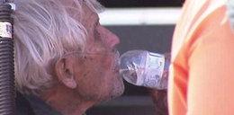86-latek z Alzheimerem przeżył 3 dni bez wody!
