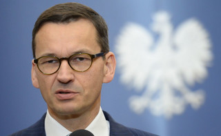 Morawiecki: W JP Morgan w Polsce zatrudnienie znajdzie kilka tysięcy osób