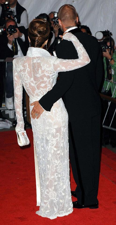 Victoria Beckham i David Beckham