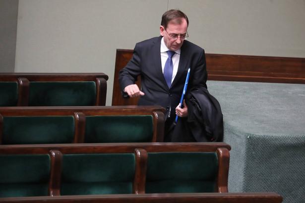 Parlamentarny klub Lewicy zgłosi w najbliższym tygodniu wniosek o wotum nieufności dla ministra Mariusza Kamińskiego